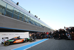 Se dio a conocer el nuevo Sahara Force India F1 VJM07