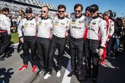 Alessandro Pier Guidi, Jeff Segal, Scott Tucker, Bill Sweedler, Townsend Bell