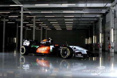 Präsentation: Sahara Force India F1 VJM07