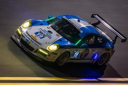 #19 Muehlner Motorsports America 保时捷 911 GT America: 兰迪·普博斯特, 吉姆·迈克廉, 鲍勃·多伊尔, 罗伯特·格维尔茨, 马克·夸默