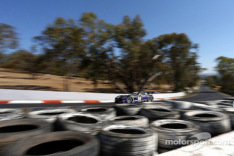 #1 Erebus Motorsport 梅赛德斯 SLS AMG GT3: 伯纳德·施奈德, 马罗·恩格尔, 尼科·巴斯蒂安