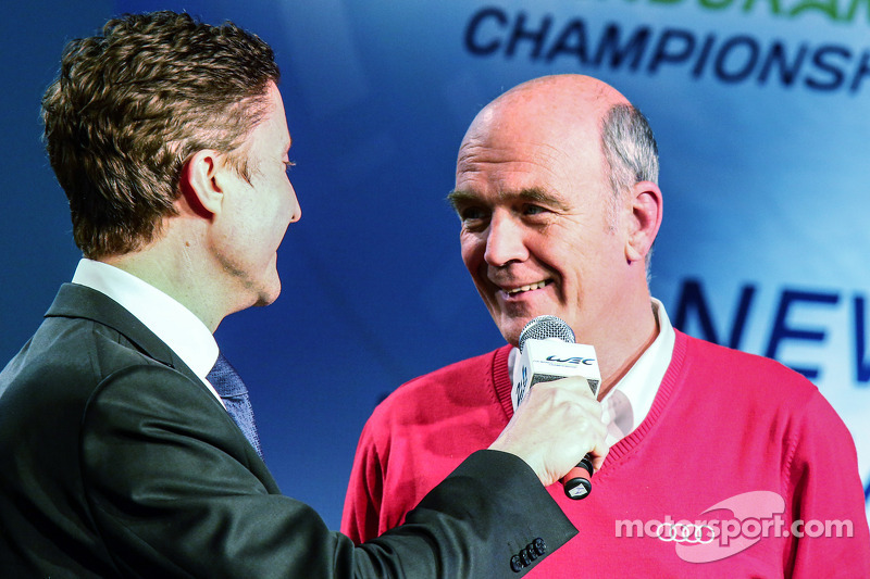 Audi Sport Başkanı Dr. Wolfgang Ullrich