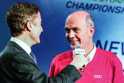 Head of Audi Sport Dr. Wolfgang Ullrich