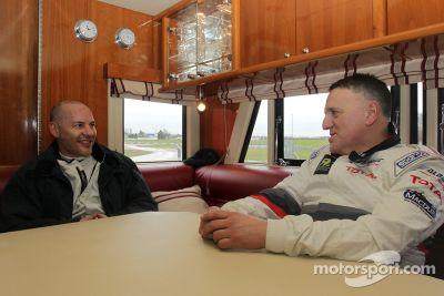 Jacques Villeneuve se une à Albatec Racing