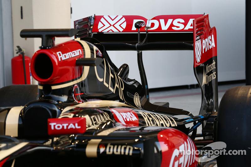 La Lotus F1 E22 è ufficialmente svelata