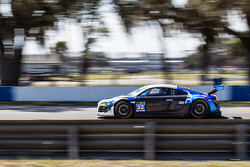 #32 GMG Racing Audi R8 LMS: James Sofronas, Alex Welch, Marc Basseng
