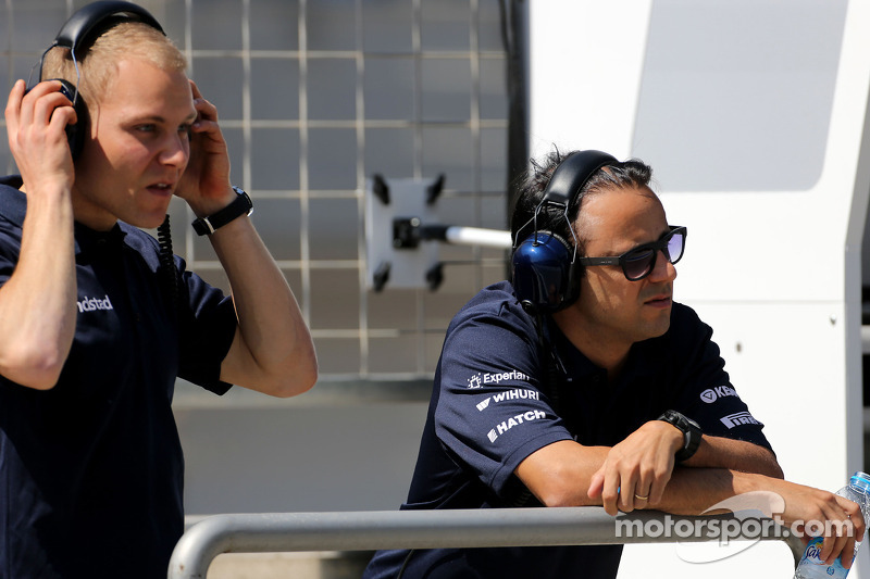 Felipe Massa, Williams F1 Takımı ve Valtteri Bottas, Williams F1 Takımı