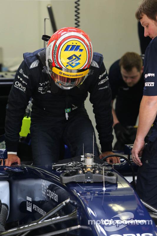Felipe Nasr, Williams F1 Team