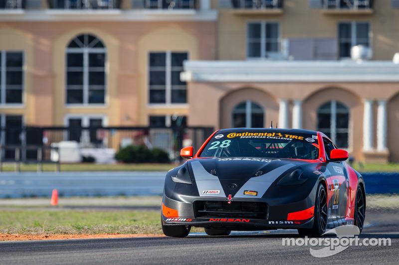 #28 Tim Bell Racing Nissan 370Z: Tim Bell