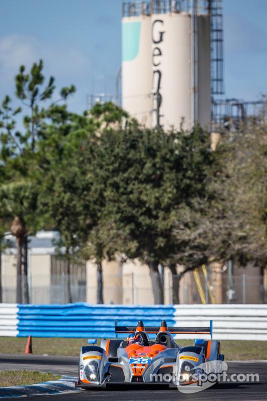 #25 8Star Motorsports ORECA FLM09 Chevrolet: Enzo Potolicchio, Tom Kimber-Smith, Michael Marsal, Rob