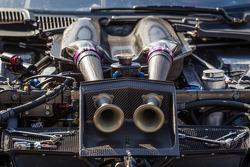 #93 SRT Motorsports SRT Viper GTS-R engine