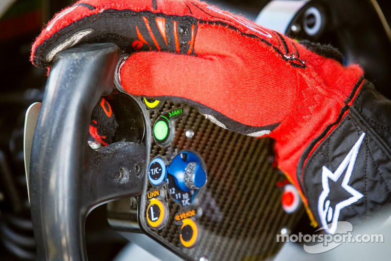 #3 Corvette Racing Chevrolet Corvette: volante