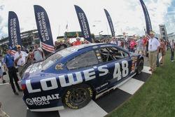 2013 Daytona 500, Jimmie Johnson'ın kazanan aracı