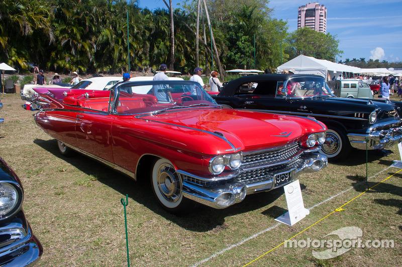 1959 Cadillac Eldorado Biarritz Convertible At Boca Raton Concours D