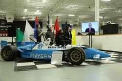 Jacques Villeneuve e Schmidt Petersen Motorsports annunciano il piano Indy 500