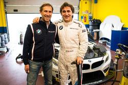 Alex Zanardi prova la BMW Z4 GT3