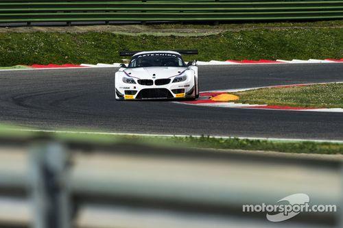 Alex Zanardi teste la BMW Z4 GT3