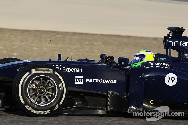 Williams lideró la pretemporada 2014