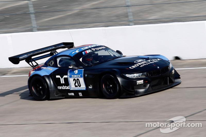 #20 BMW Z4 GT3 para as 24 Hours of the Nürburgring