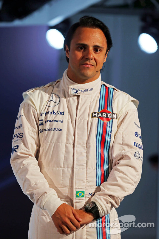 Felipe Massa, Williams Martini F1 Takımı
