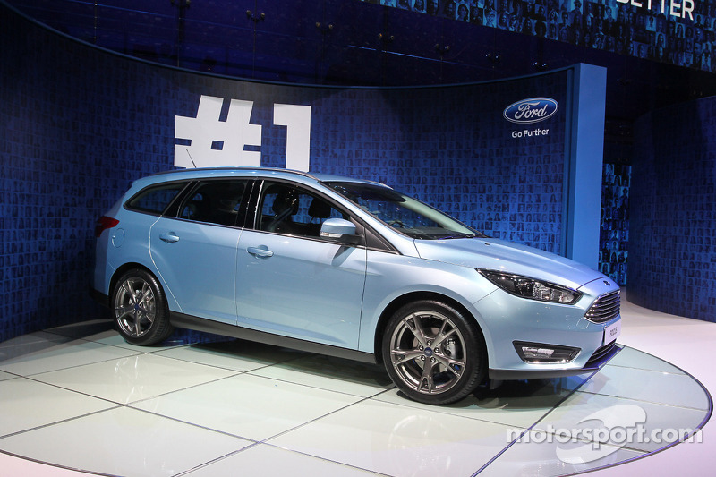 Ford Focus SW Restyling