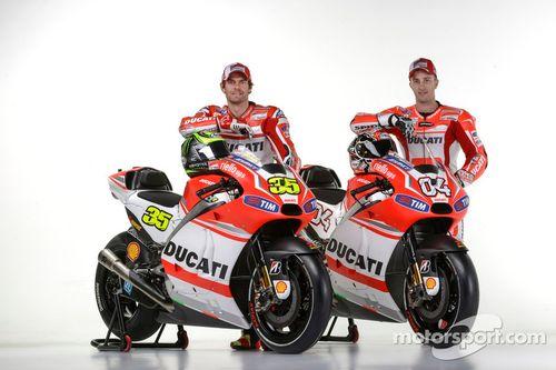 Ducati Corse unveils new bike