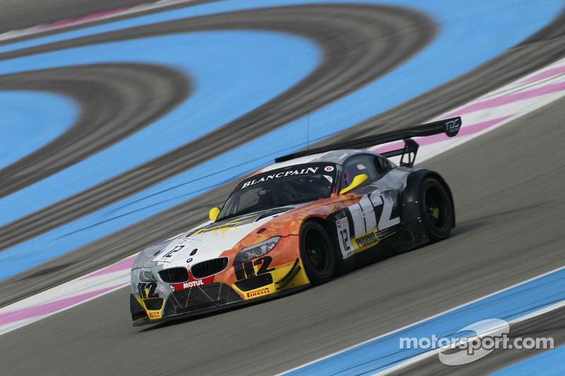 #12 TDS Racing 宝马 Z4 GT3