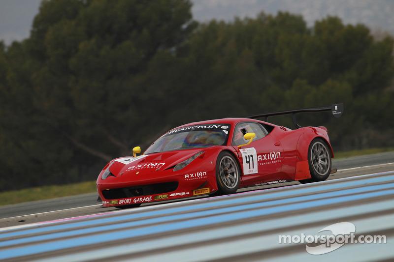 #41 Sport Garage 法拉利 458 Italia