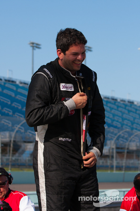 RJ Lopez, TA vencedor corrida