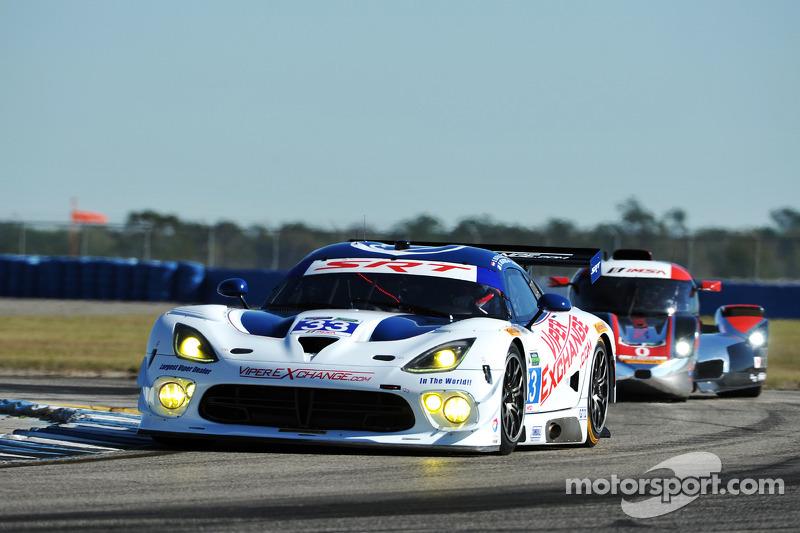 #33 Riley Motorsports SRT 蝰蛇 GT3-R: 本·基廷, 杰伦·布勒克莫伦, 塞巴斯蒂安·布勒克莫伦