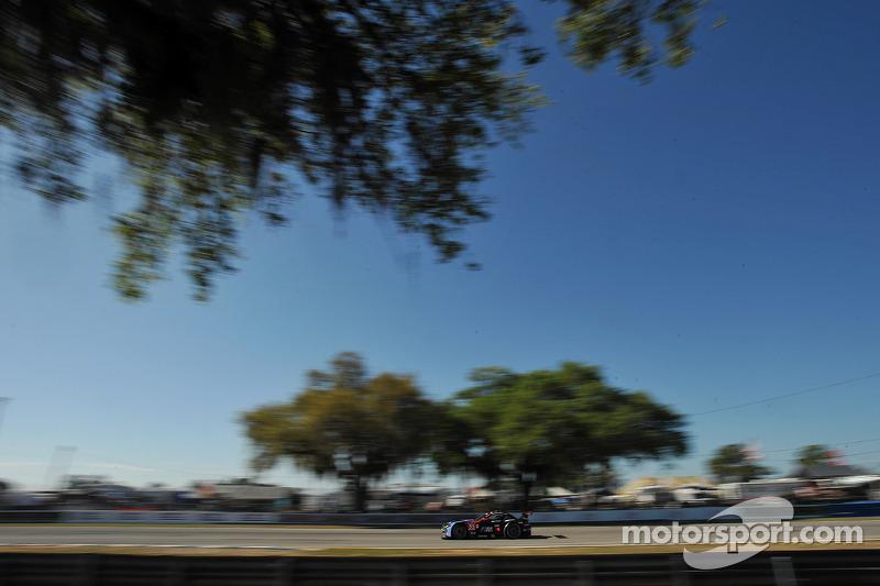 #55 宝马 Team RLL 宝马 Z4 GTE: 比尔·奥伯伦, 安迪·普里奥, 乔伊·汉德