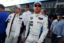 Andy Priaulx and Joey Hand
