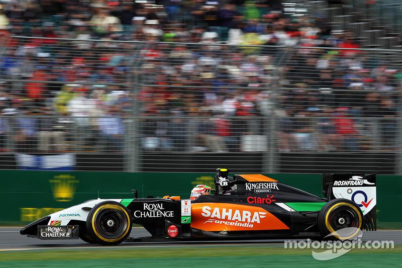 Force India F1 VJM07 (2014)