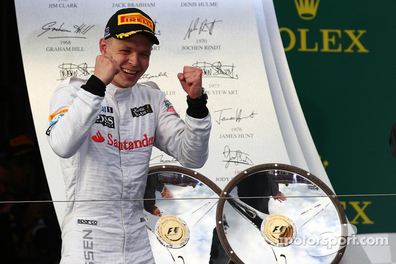 #5: Kevin Magnussen, GP Australien 2014 (21 Jahre, 162 Tage)