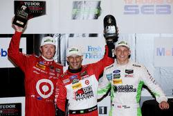 North American Endurance Cup leaders Scott Dixon, Tony Kanaan, Sage Karam