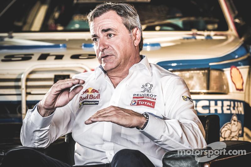 Carlos Sainz joins Peugeot for 2015 Dakar