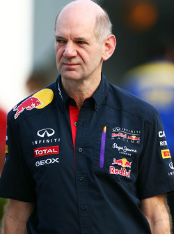 Adrian Newey, Red Bull Racing Baş Teknik Sorumlusu