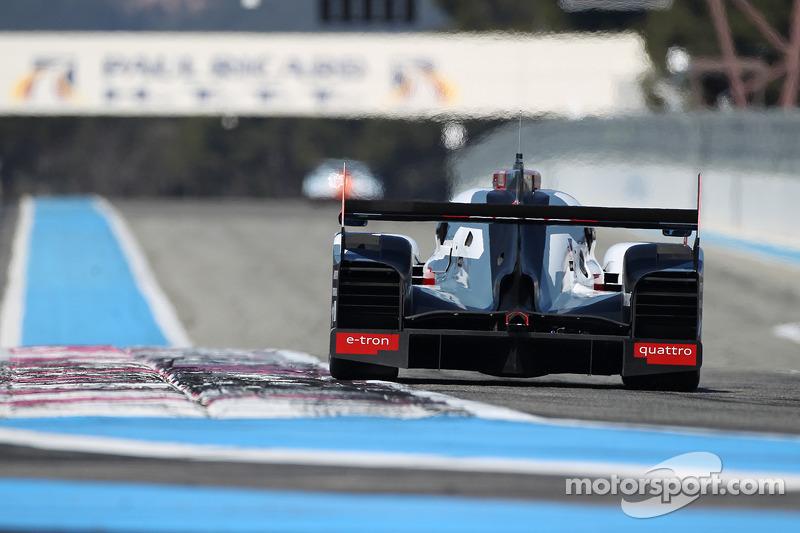 #01 Tom Kristensen, Loic Duval, Allan McNish, Audi Sport Team Joest, Audi R18 e-tron quattro