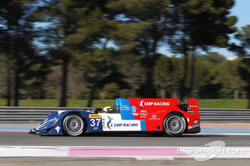 #37 SMP Racing - Oreca 03 - Nissan: Kirill Ladygin, Viktor Shaitar, Anton Ladygin