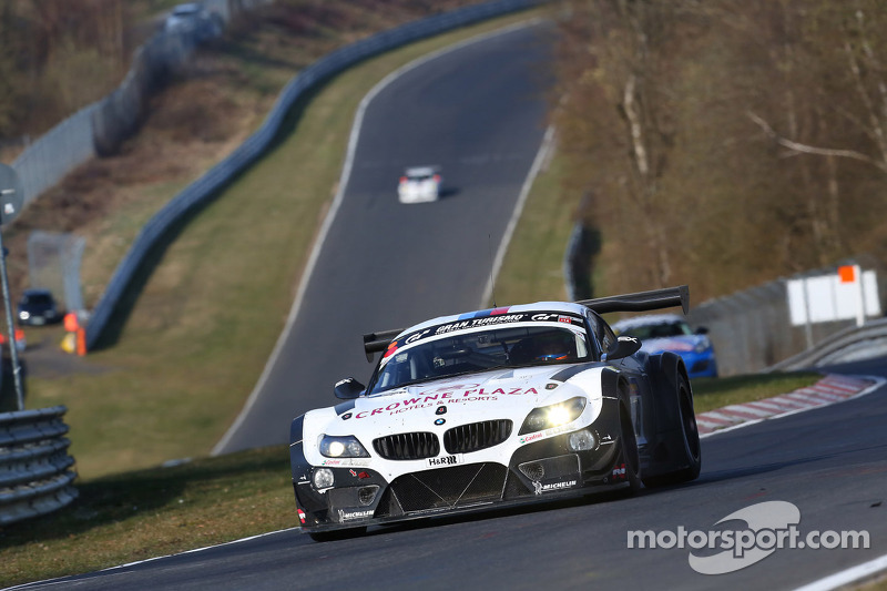 Dirk Werner, Lucas Luhr, Alexander Sims, BMW Sports Trophy Schubert Takımı, BMW Z4 GT3
