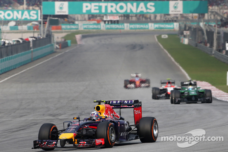 Daniel Ricciardo (AUS), Red Bull Racing  30
