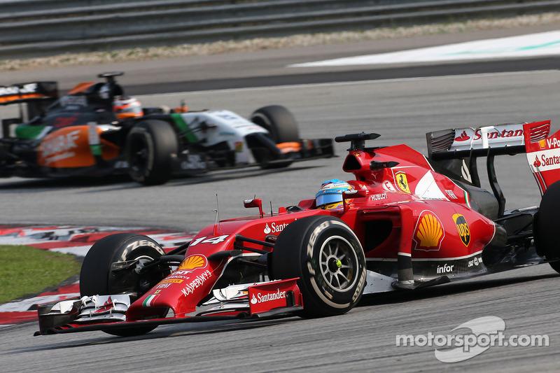 Fernando Alonso , Scuderia Ferrari  30