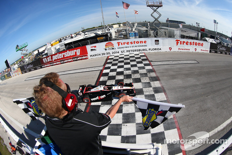 Will Power, Team Penske Chevrolet ottiene la vittoria