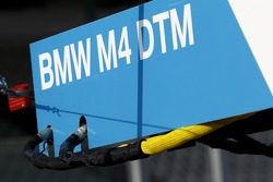 Nuovo simbolo BMW M4 DTM