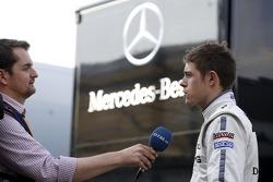 Paul Di Resta, Mercedes AMG DTM-Team HWA