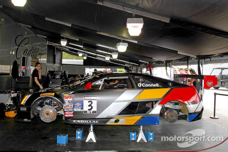 #3 凯迪拉克 Racing CTS-V.R: 约翰尼·奥康内尔