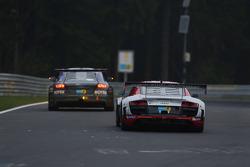 Rahel Frey, Christian Frankenhout, Dominique Bastien, Christian Bollrath, Audi race experience, Audi R8 GT3 LMS