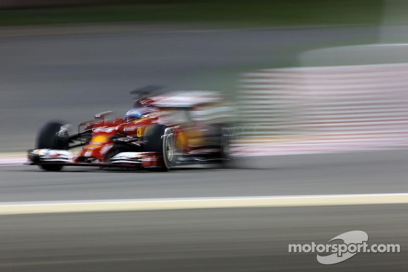 Fernando Alonso, Scuderia Ferrari 06