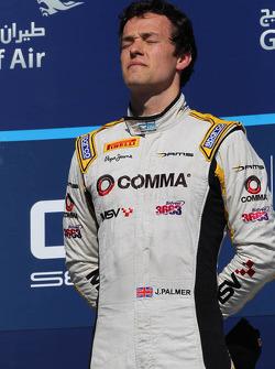 Third place Julian Leal