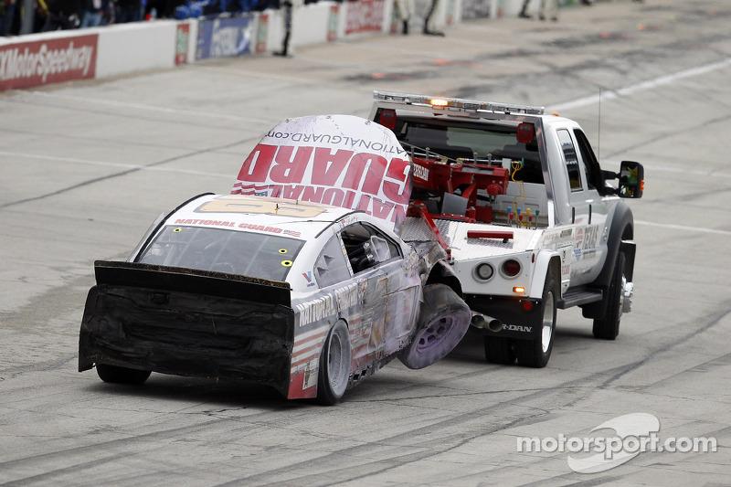 Problemi per Dale Earnhardt Jr., Hendrick Motorsports Chevrolet